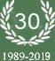 logo 30 aniversario Miton